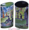 BESWICK GEORGE SEURAT SUNDAY ON THE GRAND JATTE CERAMIC ART VASE PARASTONE