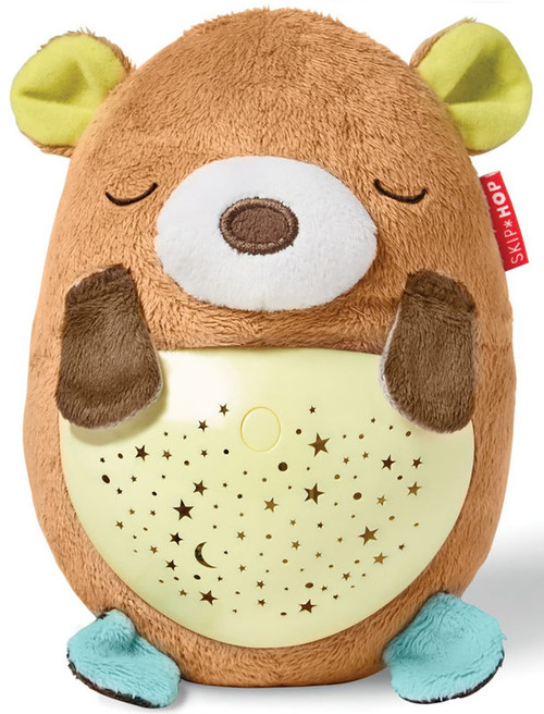 Skip Hop Projection Soother Hug Me Bear Moonlight And Melodies Huggable Nightlight