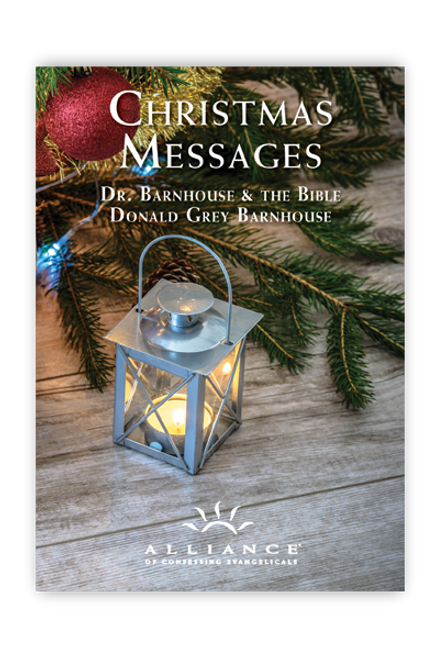 Christmas Messages (mp3 Disc)