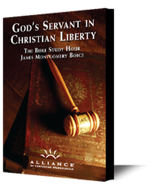 God's Servant in Christian Liberty (mp3 Disc)