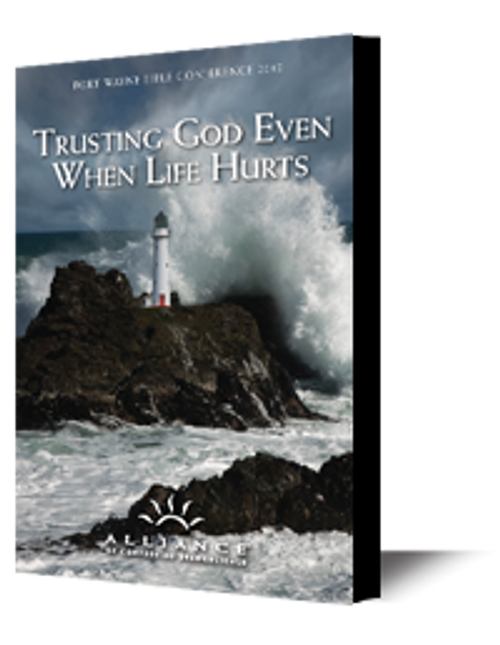 Trusting God Even When Life Hurts (mp3 Disc)