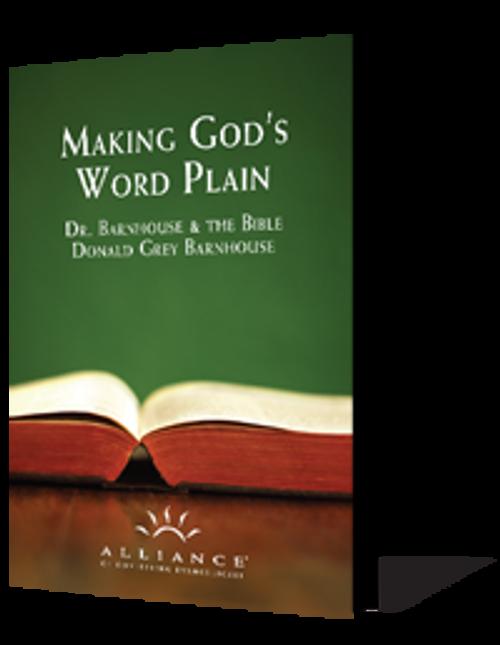 Making God's Word Plain Anthology (CD Sets)