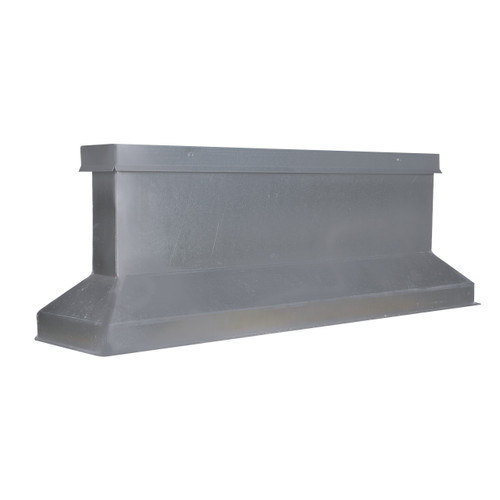 Equipment Rail manufactured by Atlantic Fabrication and Coatings