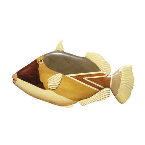 Reef Triggerfish 'Humuhumu'