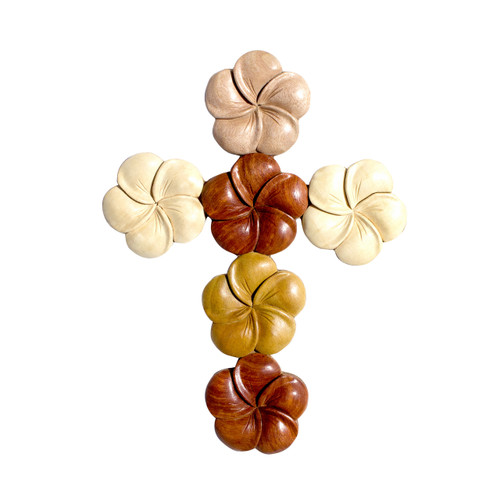 All Plumeria Cross