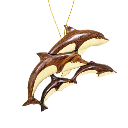 Dolphins - Ornament