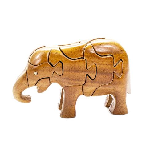 Elephant - Puzzle Animal