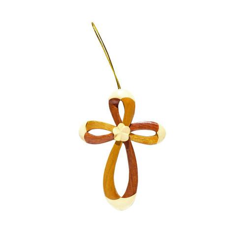 Infinity Cross - Ornament