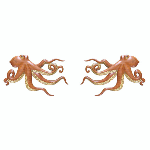 Two Octopuses