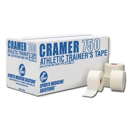 Cramer 750 Latex Free Athletic Tape - 32 Rolls