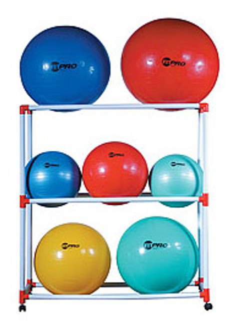 Gymball Storage Rack