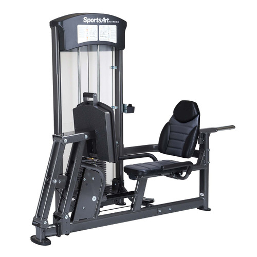 SportsArt Dual Function Leg Press/Calf Extension