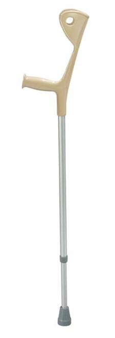 Drive Medical Eurostyle Lightweight Forearm Crutch