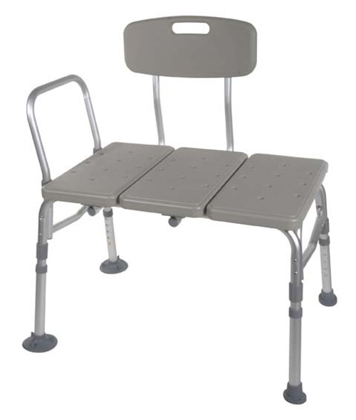 Drive Medical K.D. Plastic Transfer Bench