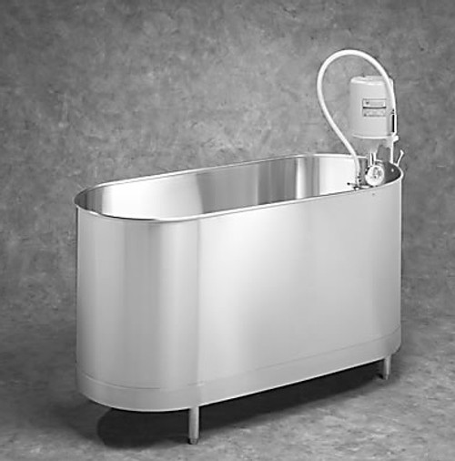 Whitehall Stationary Sports Whirlpool with Legs - 110 Gallon
