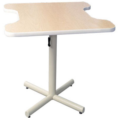 Adjustable Hand Therapy Table with Dual Comfort Recess
