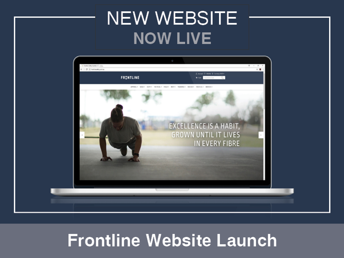 Welcome to the New Frontline Website!