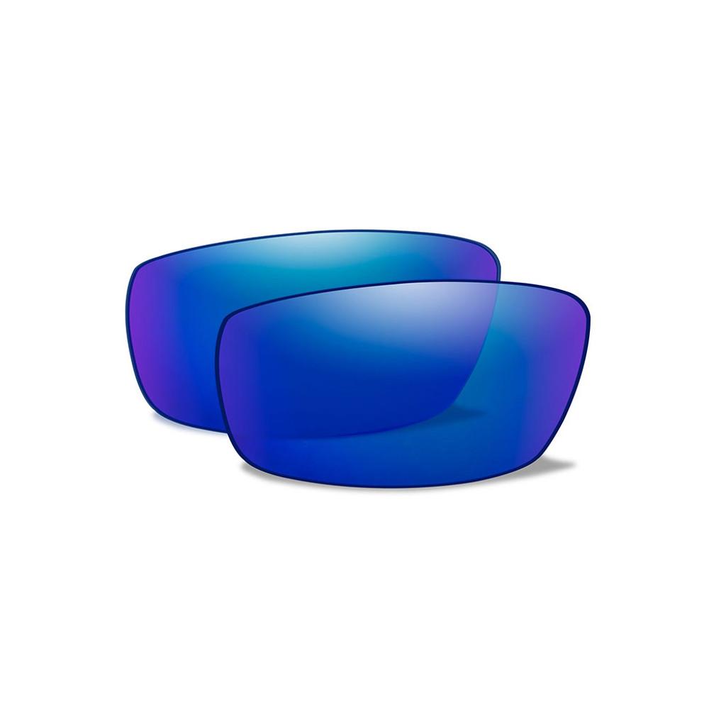AirRage | Polarised Blue Mirror Lens