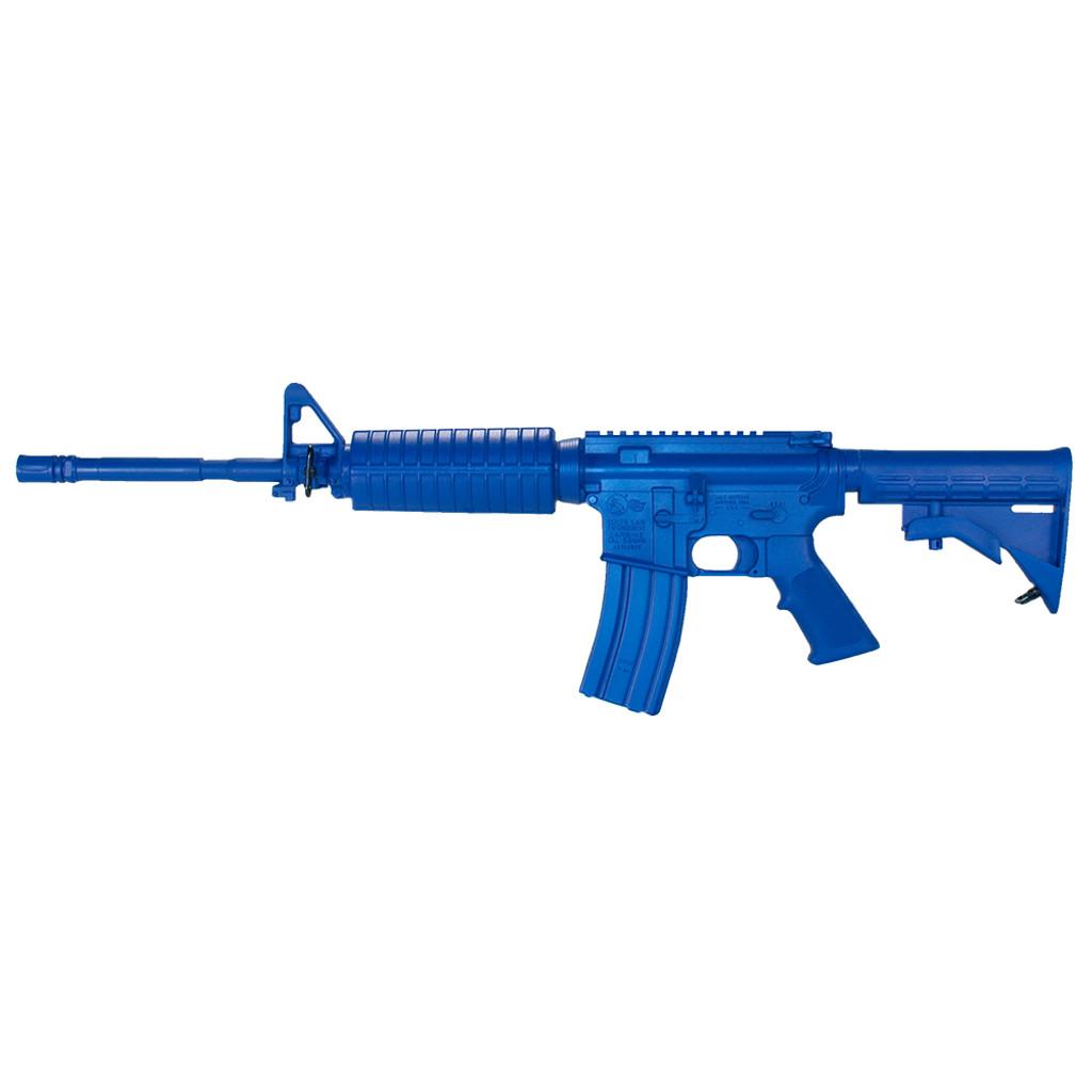 Colt M4 Flat Top Closed | Blue Gun