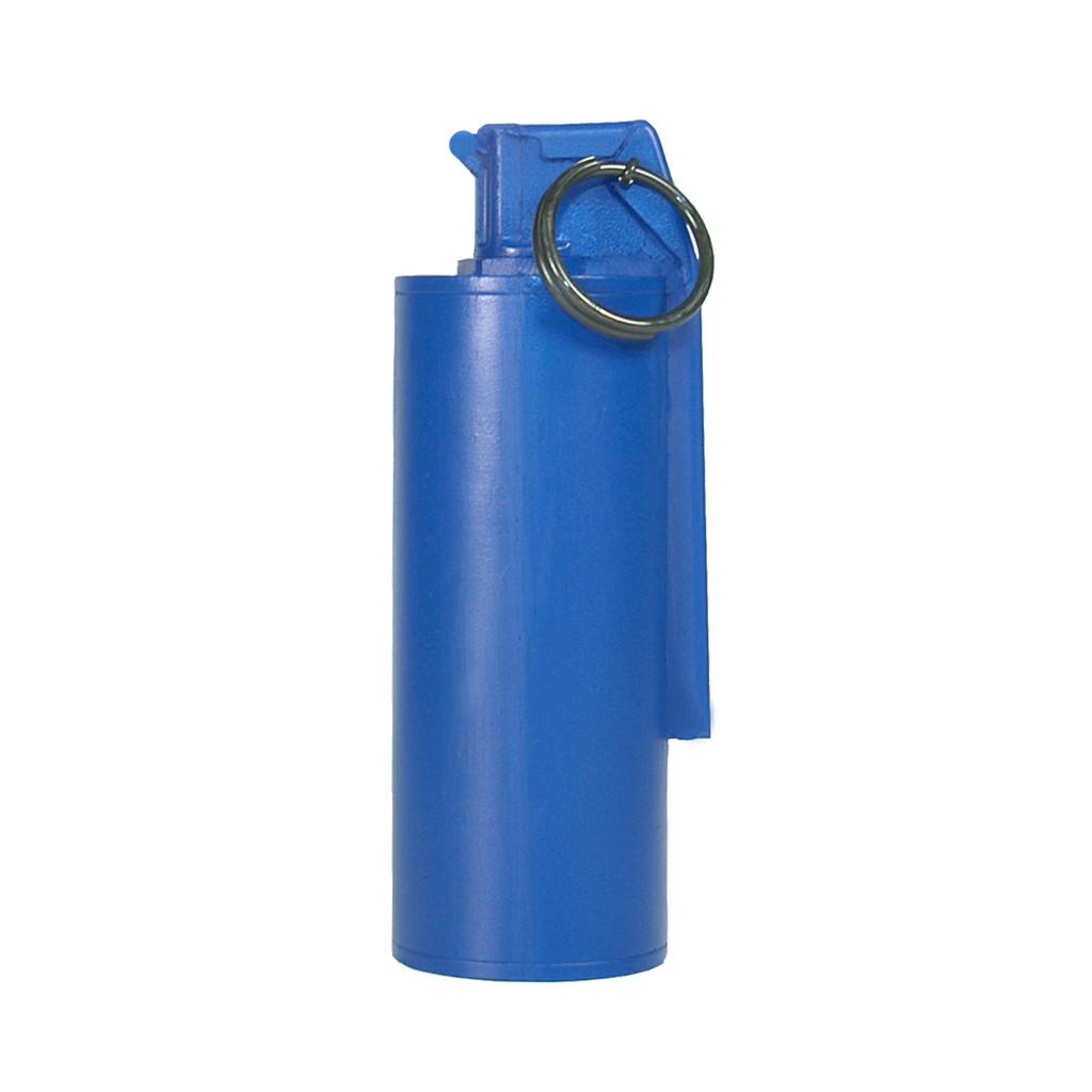 Flash Bang Def-Tec   Blue Grenade