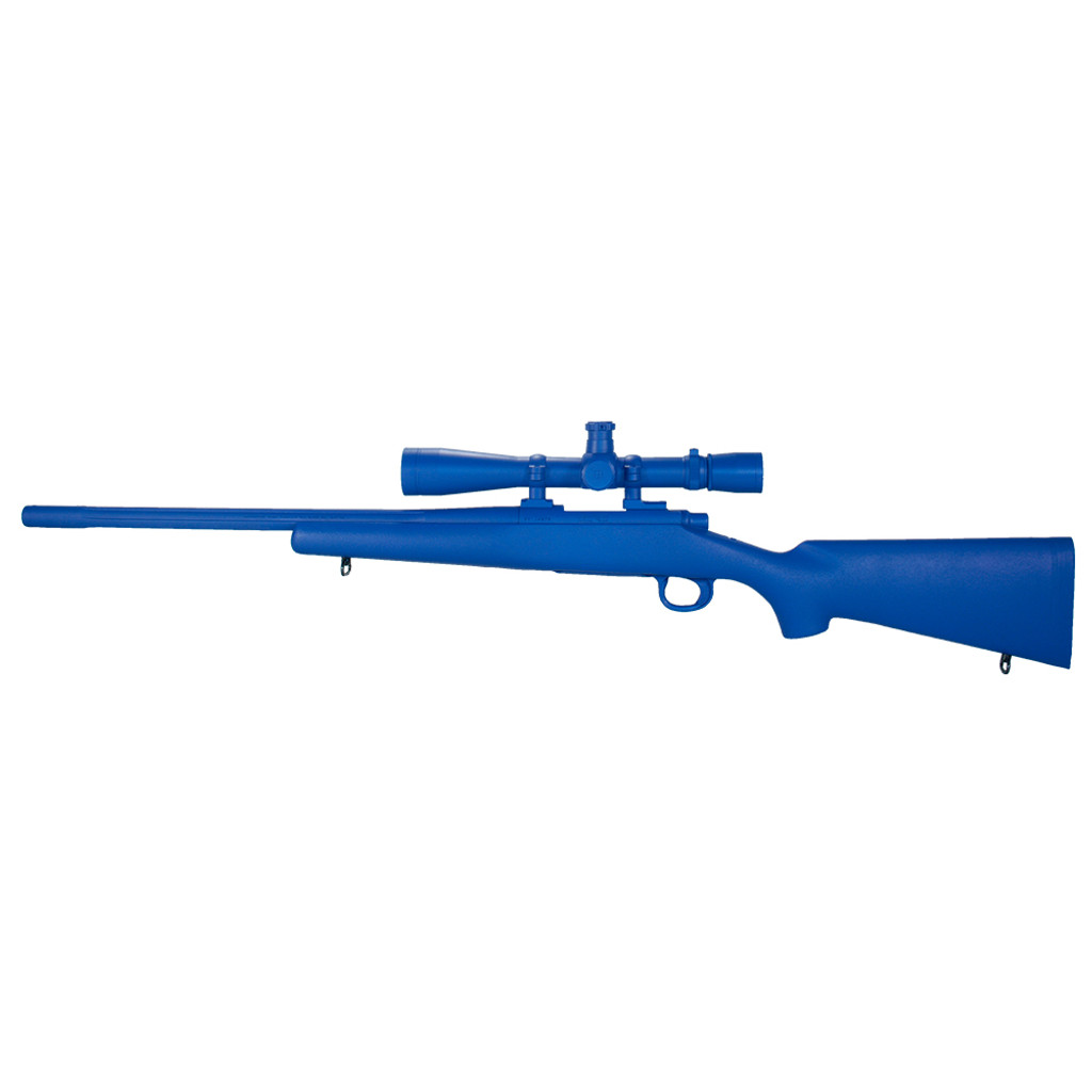 Remington 700 w/ Scope | Blue Gun