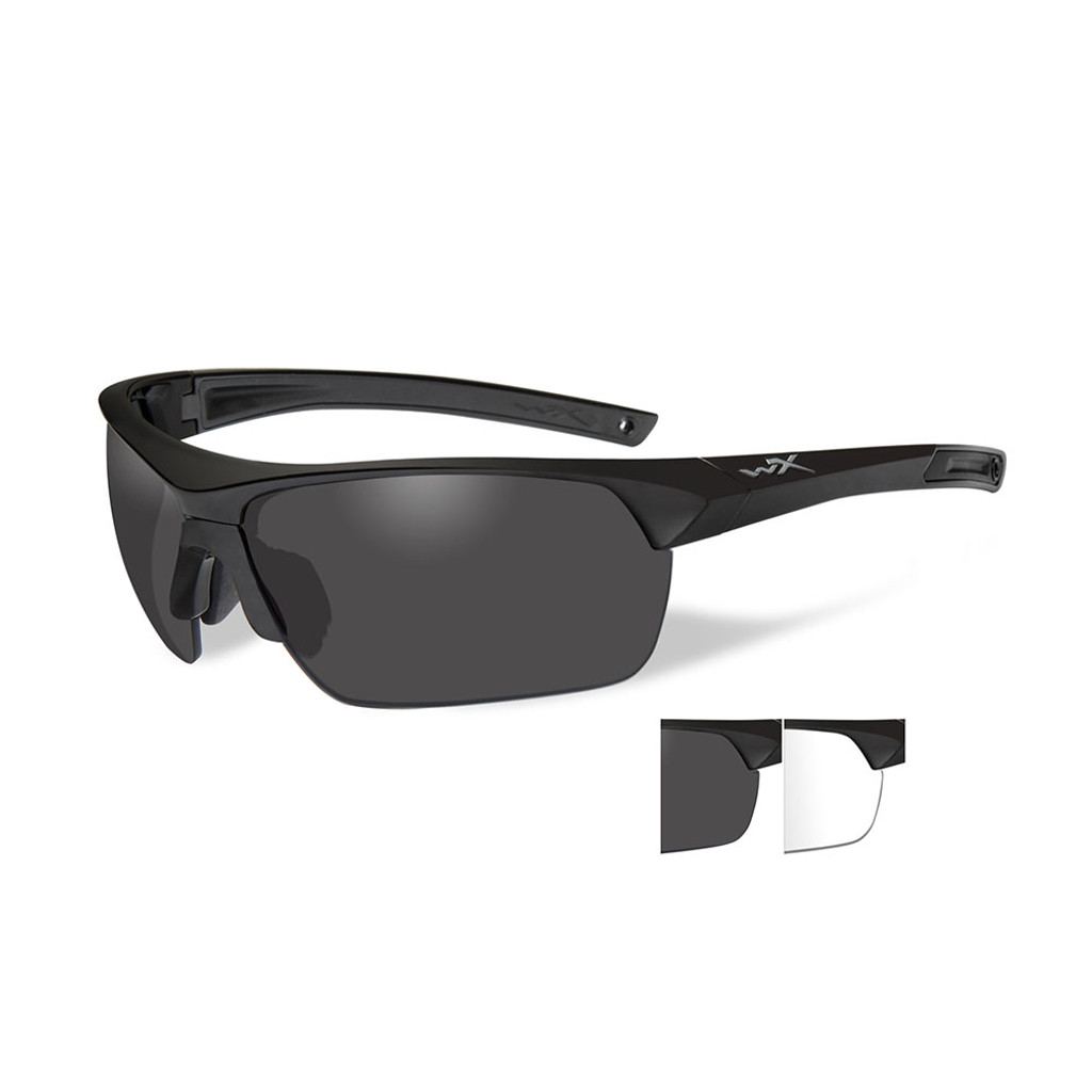 Guard | Two Lens w/ Matte Black Frame