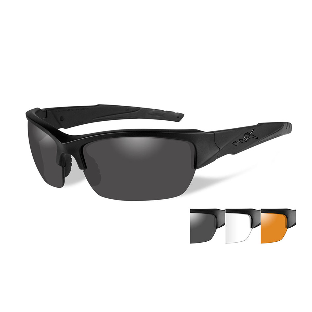 Valor | Three Lens w/ Matte Black Frame