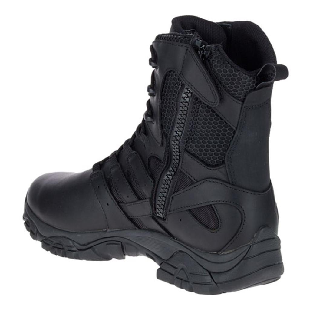 Moab 2 Tactical Response 8  Waterproof Boot Black