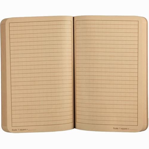980T Tactical Field Notebook Tan