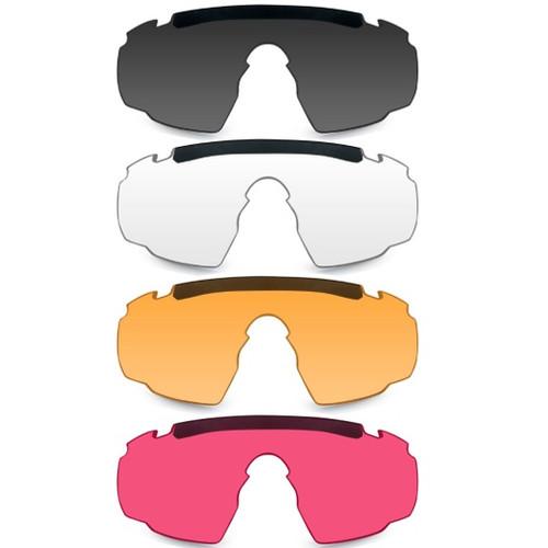 Saber | Replacement Lenses