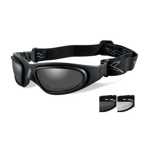 SG-1 V-Cut | Two Lens w/ Black Frame