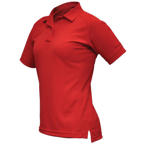 Womens Action S/S Polo