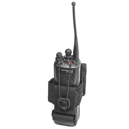 Universal Radio Carrier Black