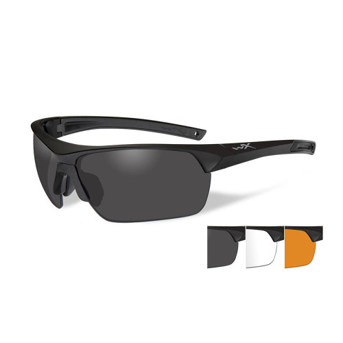Guard | Three Lens w/ Matte Black Frame