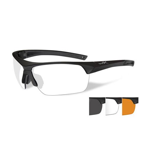 Guard | Three Lens w/ Matte Black Frame