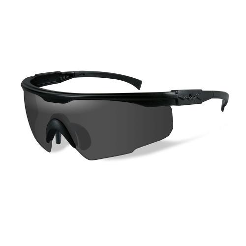 PT-1S | Smoke Grey Lens w/ Matte Black Frame