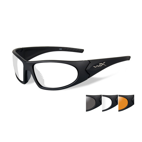 Romer 3 | Three Lens w/ Matte Black Frame