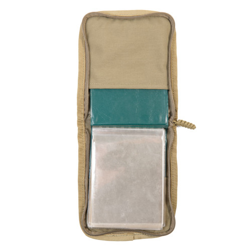 Zippered Notebook Cover