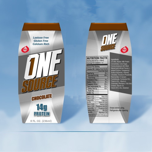ONEsource New Chocolate 8oz