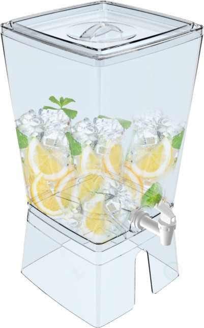 Stackable Juice And Water Beverage Dispenser 2 5 Gallon