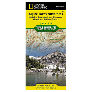 ALPINE LAKES WILDERNES #825