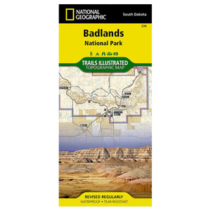 BADLANDS NATIONAL PARK #239
