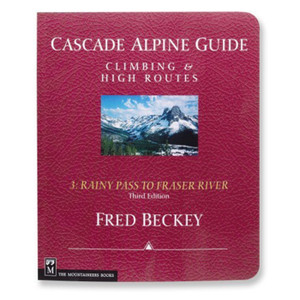 CASCADE ALPINE GUIDE:RAINY PAS