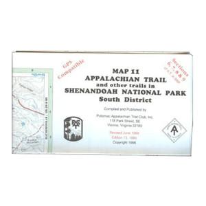 AT MAP: SHENANDOAH SOUTH