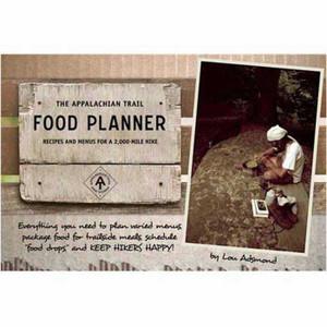 APPALACHIAN TRAIL FOOD PLANNER