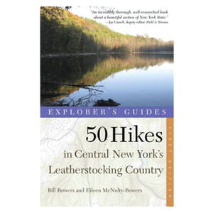 50 HIKES: CENTRAL NEW YORK