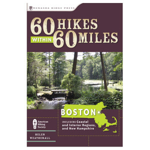 60 HIKES W/IN 60 MI BOSTON