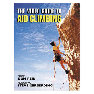 VIDEO GUIDE TO AID CLIMBINGDVD