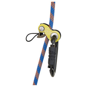 DUCK ROPE CLAMP/ASCENDER GREEN