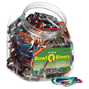 6MM BOWL O/BINERS (174 PCS)